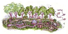 Cecilia's 13 Steps to Creating Beauty in the Permaculture Garden