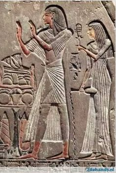 Ancient Egypt. Costume History: clean shaven, long hair