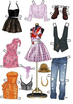 1* 1500 free paper dolls at artist Arielle Gabriel's The International Paper Doll Society also free China paper dolls at The China Adventures of Arielle Gabriel, the Canadian travel site on Hong Kong & China: