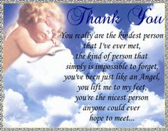 Free online You're The Kindest Person ecards on Thank You Kind Person, Be A Better Person, Just The Way, You Really, Name Cards, Thank You Cards, Grateful, Thankful, Thanking Someone