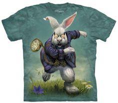 Youth: White Rabbit Movies Kids T-Shirt