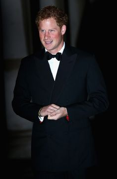 10 Photos Of Prince Harry In A Tux