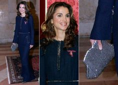 Queen Rania's wardrobe - Huffpo