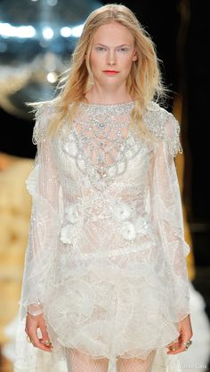yolan cris bridal 2017 long sleeves vneck illusion jewel neck short wedding dress (36) zv