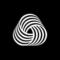 Woolmark by Franco Grignani. (1964) #logo #branding #design