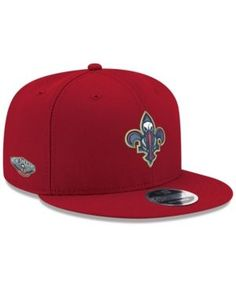 New Era New Orleans Pelicans Basic Link 9FIFTY Snapback Cap Men - Sports  Fan Shop By Lids - Macy s 2d498620a49