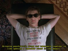 Charlie Bartlett. I love this movie so frigging much!!!!