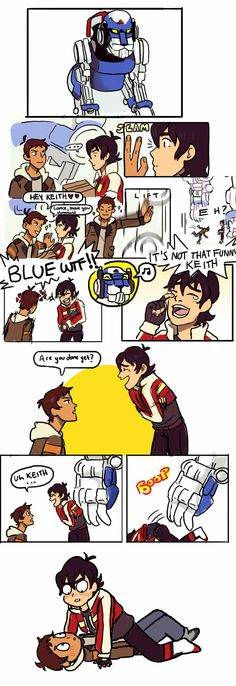 Keith / Lance XD