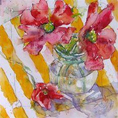 Nora MacPhail watercolor.