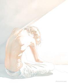 ほんの少しの冷たさ       イラスト集「bloom」.003受注受付中:10月3日(土)23:59まで(http://www.pixiv.net/member_illust.php?