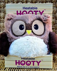 $19.99 http://www.caregifting.com/owl.html hooty the Owl is a great gift idea for after surgery and get well soon