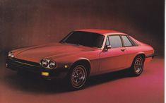 Jaguar XJS, advertising postcard, USA, # n.a., 1977