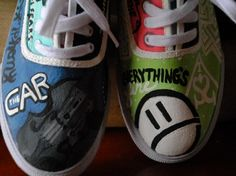 band vans shoes must make!