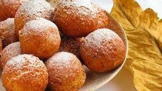 Cottage Cheese Donut, Ukrainian Traditional Recipes - description, pictures, cooking tips. Find the best Ukrainian dishes for sharing with family. Donut Recipes, Pastry Recipes, Cake Recipes, Cooking Recipes, Ukrainian Desserts, European Cuisine, Bread And Pastries, Cottage Cheese, International Recipes