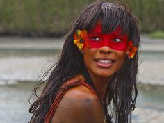 Amazonie   LA VIDURE