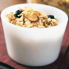 Do you make your own granola? It's easy and so much healthier than store bought!