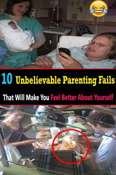 10 Unbelievable Parenting Fails That Will Make You Feel Better About Yourself Parenting Fail, Parenting Humor, Kids And Parenting, Funny Fails, Funny Jokes, Tf2 Funny, Funny Fnaf, Funny Images, Funny Photos