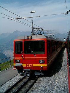 Jungfraubahn Switzerland