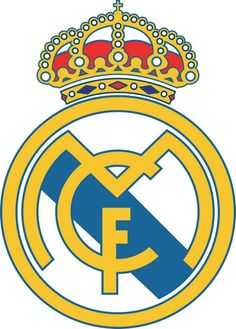 Real Madrid Club de Futbol Logo [AI File]