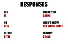So You Want To Learn Some German? - Imgur
