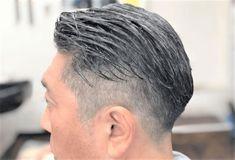 50 代 男性 髪型 くせ毛