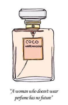 Coco Chanel Quotes Fragrance | Mount Mercy University