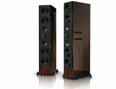 Aaudio Imports Introduces Majestic Three Way Speaker System By Lansche Audio Of Germa