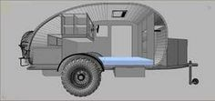 20 Offroad Camping Trailer Perfect For Your Jeep - Auto/Urlaub - Adventure Small Truck Camper, Best Truck Camper, Suv Camper, Teardrop Camper Trailer, Off Road Camper Trailer, Mini Camper, Camper Trailers, Cabin Trailer, Autos