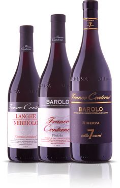Franco Conterno Wines, Bottle, France, Flask