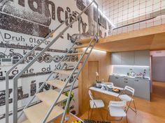 Výsledek obrázku pro loftové bydlení