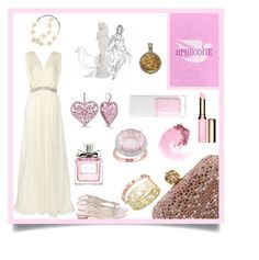"""""""Afrodita"""" by kellycassie on Polyvore featuring Sophia Webster, Alexander McQueen, Christian Dior, Zuhair Murad, NARS Cosmetics, Clarins, CC SKYE, Charter Club, AURA Headpieces and Konstantino"""