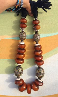 Hey, I found this really awesome Etsy listing at https://www.etsy.com/listing/184707037/800-gr-huge-berber-henna-resin-beads