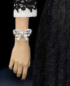 Chanel bow bracelet.... Birthday?