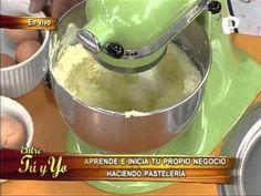El experto en repostería Miguel Roque nos enseña a preparar ricos y económicos cupcakes. Prepáralos para disfrutar en familia o hacer negocio y disfruta de e...