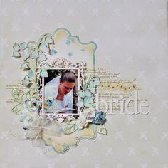 A Perfect Bride - Scrapbook.com
