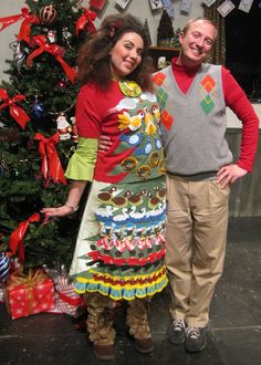 12 days of christmas sweater