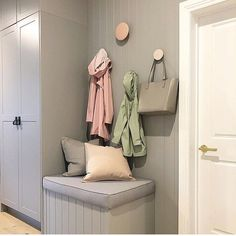 Dulux Most Popular Grey Paint Colours - Interiors By Color Dulux Paint Colours Grey, Bedroom Wall Paint, Blue Gray Bedroom, Home, Interior, Master Bedroom Design, Popular Grey Paint Colors, Home Decor, Beautiful Interior Design