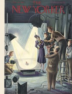 The New Yorker - Saturday, May 10, 1941 - Issue # 847 - Vol. 17 - N° 13 - Cover by : Constantin Alajalov