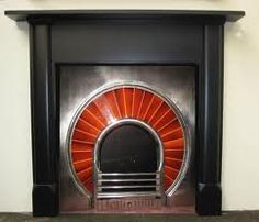 In response to Megan Pritchard's fireplace image, I have included an Art Deco fireplace.