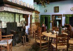 Borculo   Keuken in museumboerderij Lebbenbrugge