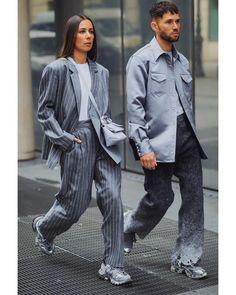 Fashion couple outfit from Fashion 2020, Mens Fashion, Guy Fashion, Street Fashion, Matching Couple Outfits, Stylish Couple, Fashion Couple, Fall Fashion Trends, Minimalist Fashion