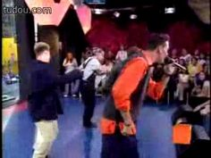 SHHHHH, I am 49 and still love them! Don't judge! N Sync - Tearin Up My Heart  (Live  MTV TRL 1998.)