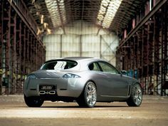 FAB WHEELS DIGEST (F.W.D.): 2003 Jaguar RD6 Concept