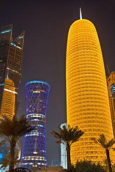 The Corniche, Doha, Qatar | Flickr – Compartilhamento de fotos!
