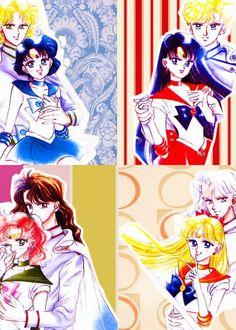Sailor Mercury Sailor Mars Sailor Jupiter Sailor Venus Kunzite Jadeite Nephrite Zoisite