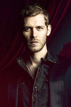 Joseph Morgan as Klaus on The Vampire Diaries and The Originals