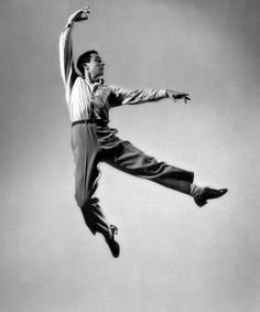 Gene Kelly was the ultimate athlete, my favorite athlete of all time