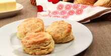Buttermilk biscuits!