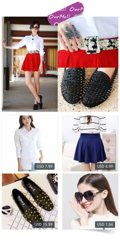 This is Kryz Uy's buyer show in OurMall;  1.Women Long White Blouse Korean Style Female Solid Elegant Blusas Ladies Office Long Sleeve Blouses 2.Women Skirt Shorts Candy Colors Red White Blue High Elasticity Pleated Skirts 3.2017 Spring Autumn Sexy New Fashion Square Toe... please click the picture for detail. http://ourmall.com/?2MnUBz #skirt #circleskirt #midiskirt #pleatedskirt #laceskirt #pencilskirt #Maxiskirt #skirtskater #kneelengthskirt #bohoskirt