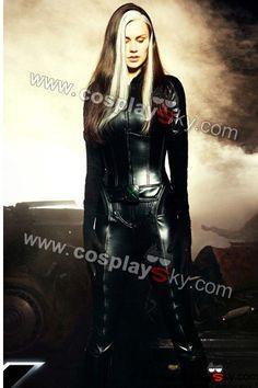 X-men Rogue Jumpsuit Costume Hand Made